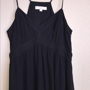 """""""LOFT"""" chiffon dress"""